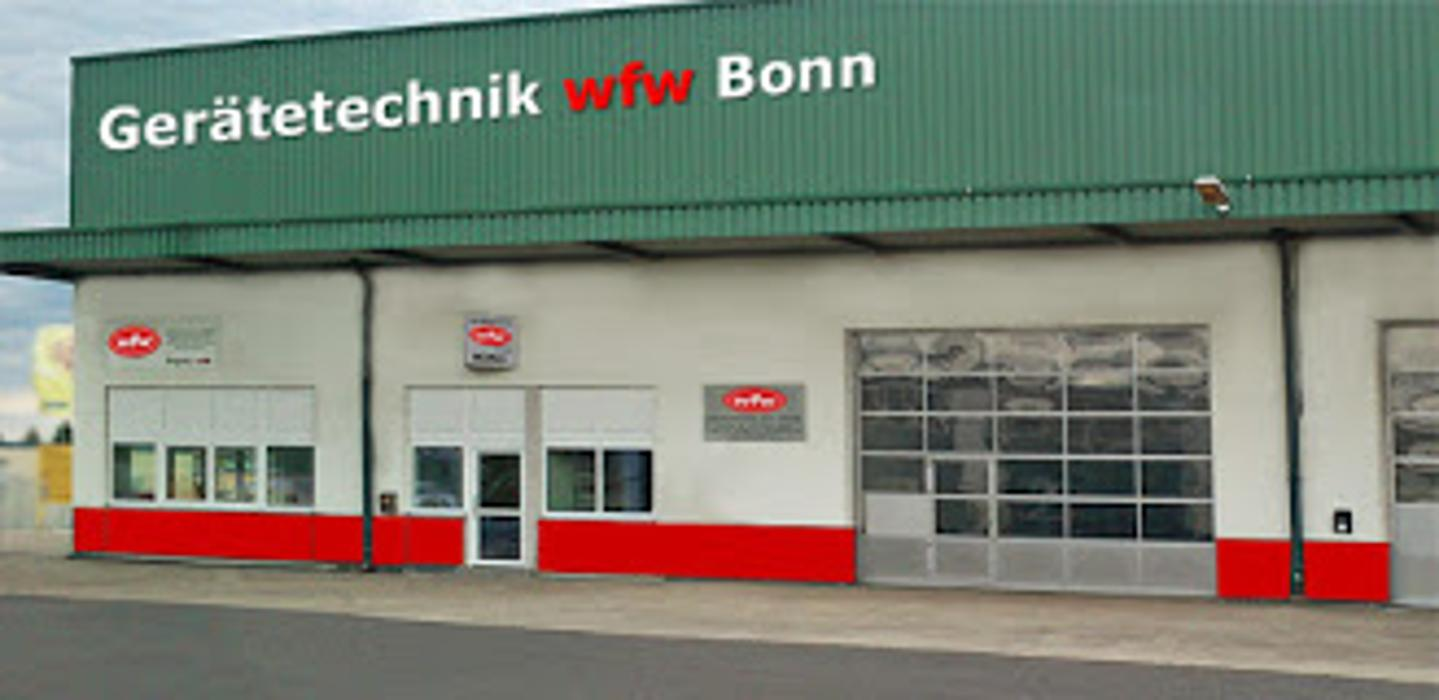 Bild zu Gerätetechnik wfw GmbH in Bonn