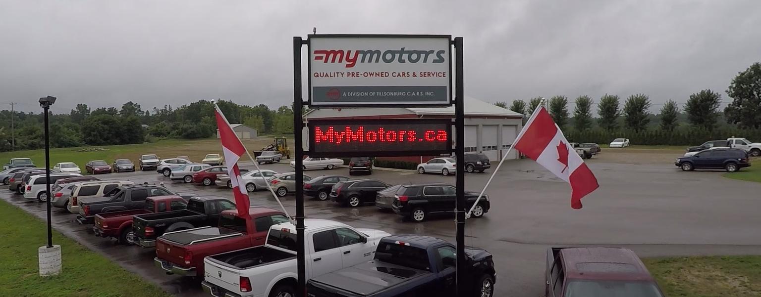 MyMotors.ca