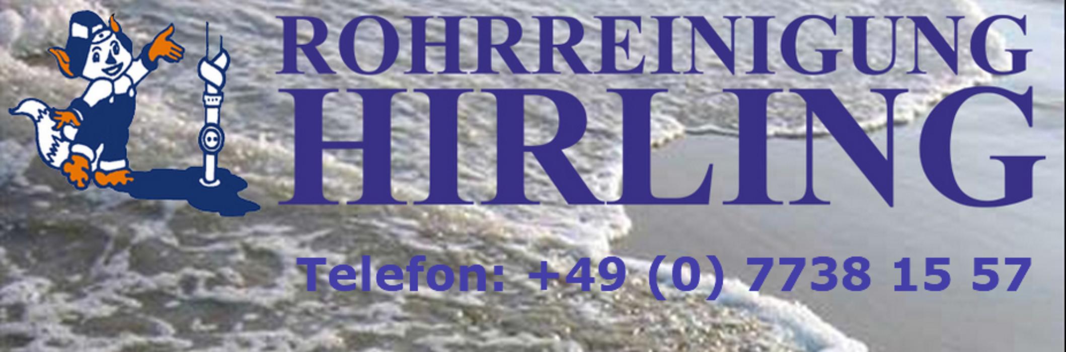 Bild zu Rohrreinigung Hirling in Radolfzell am Bodensee