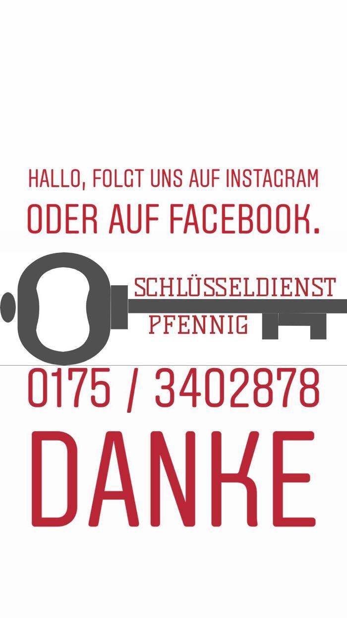 Bild zu Pfennig Glas & Schlüsseldienst in Hildesheim