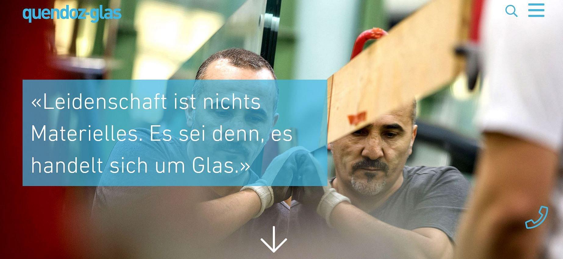 Quendoz Glas AG