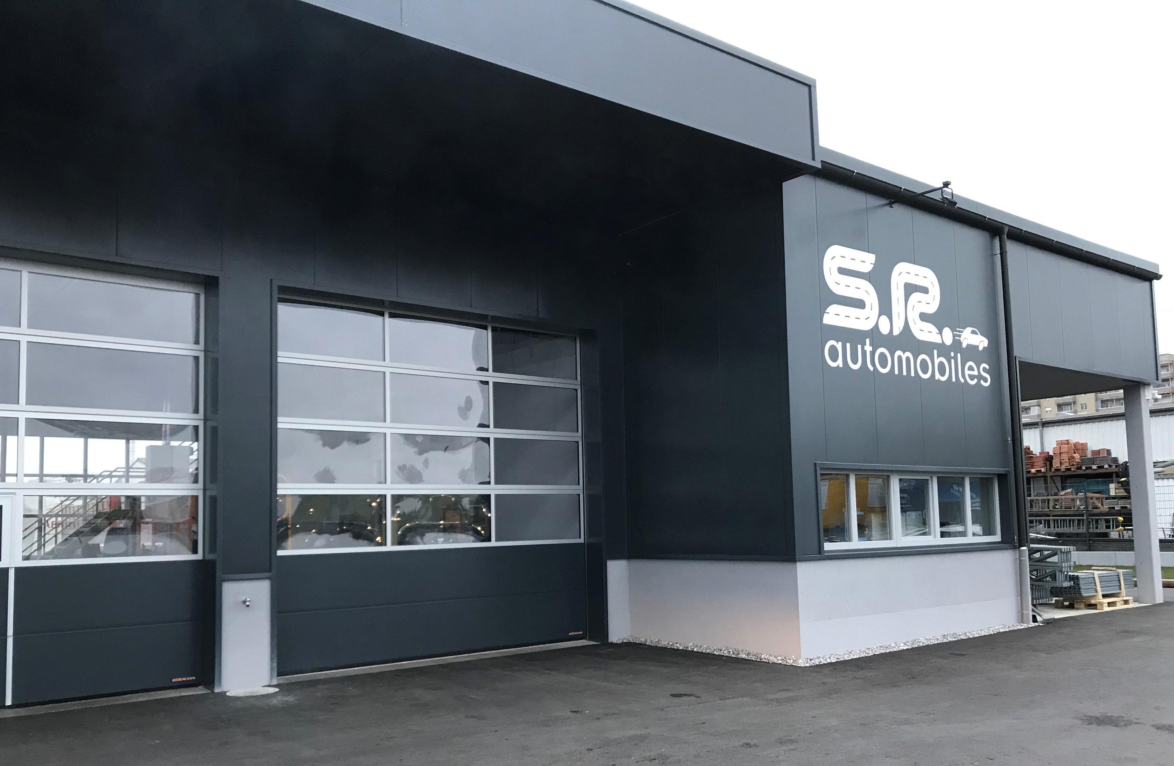 S.R. automobiles Romont Sàrl