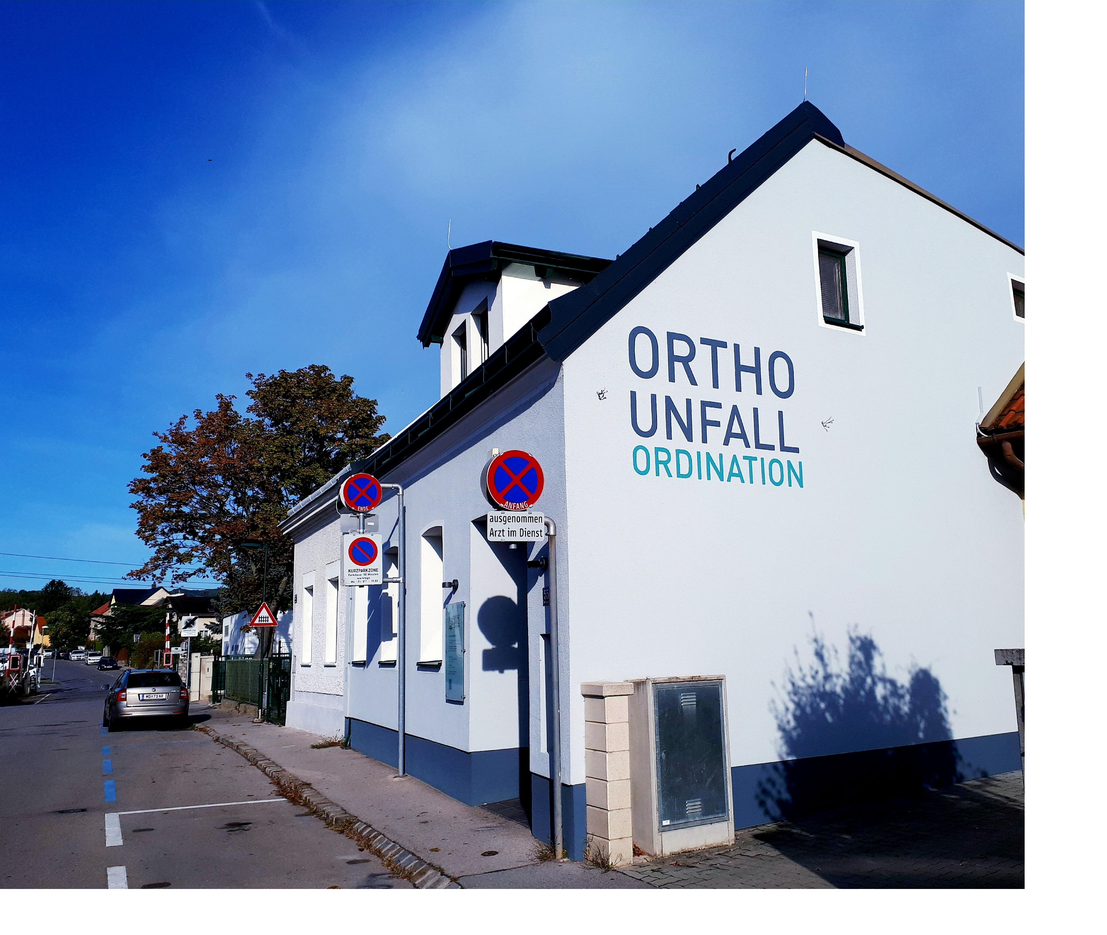 ORTHO- UNFALL- ORDINATION