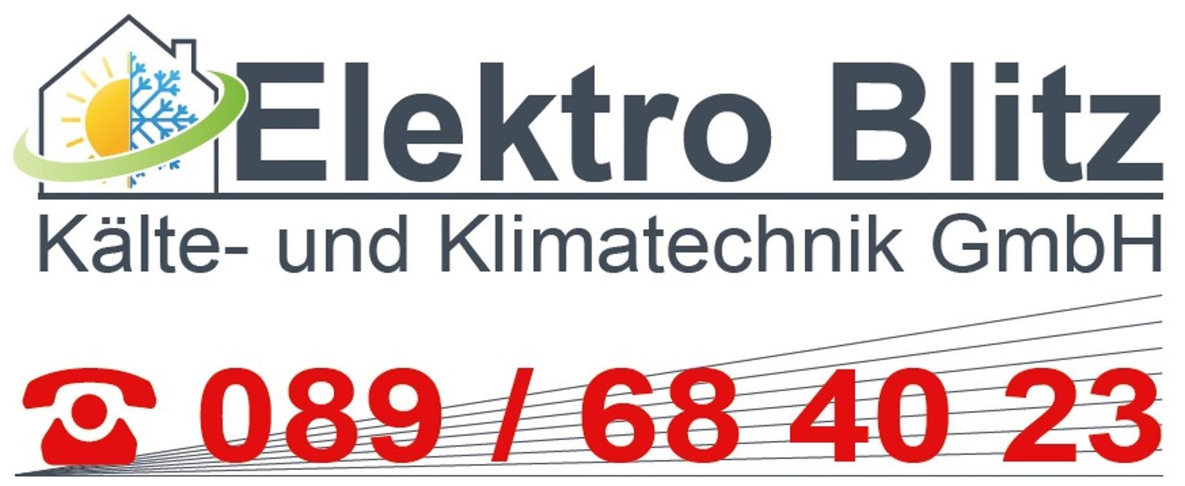 Bild zu Elektro Blitz Kälte- und Klimatechnik GmbH in München