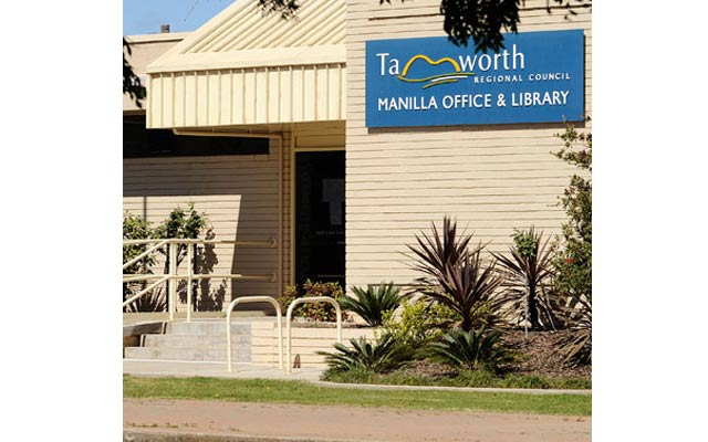 South Tamworth Library