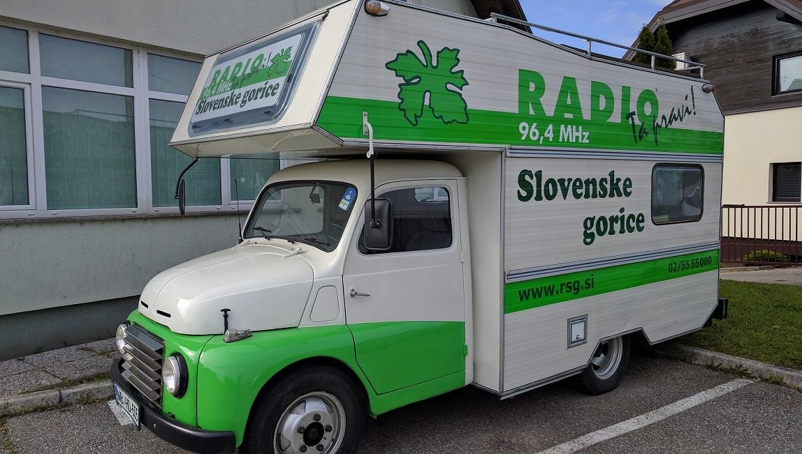RADIO SLOVENSKE GORICE, d.o.o.
