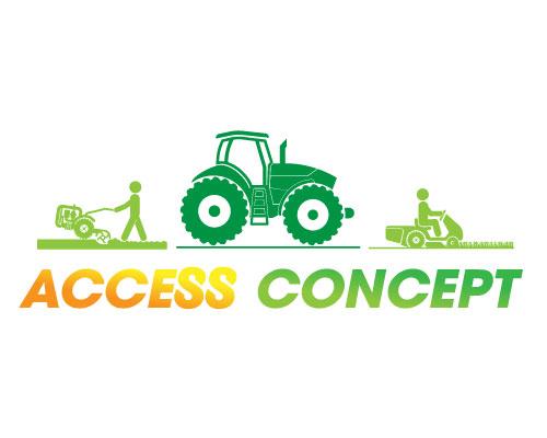 ACCESS CONCEPT 4X4 matériel pour travaux publics et maçonnerie