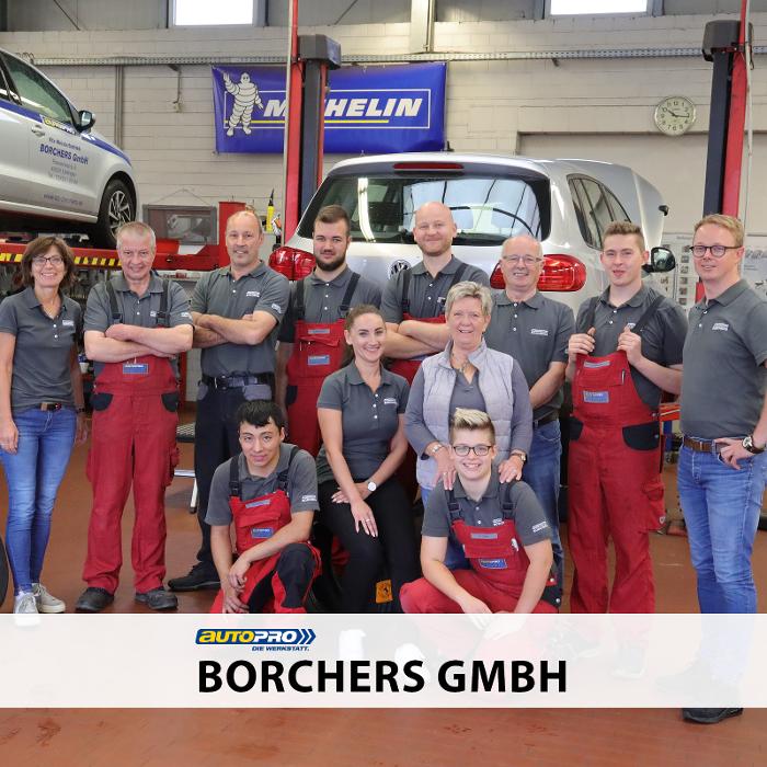 Bild zu BORCHERS GmbH, Kfz-Meisterbetrieb in Löningen