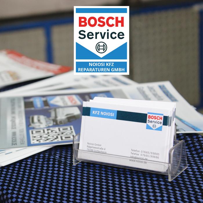 Bild zu Noiosi KFZ Reparaturen GmbH in Gottenheim