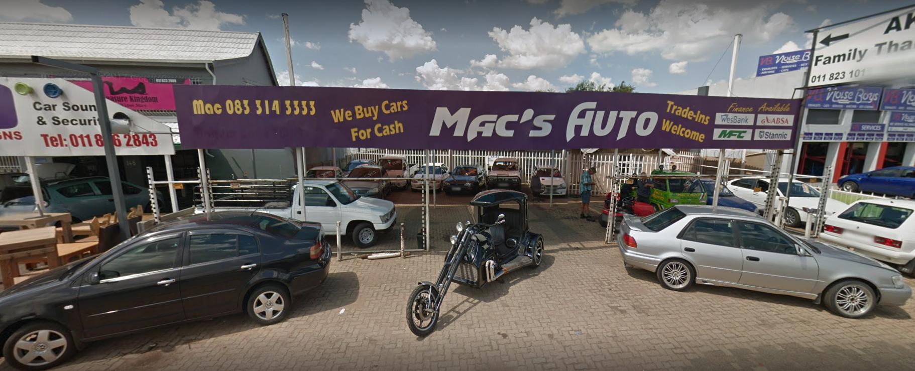Macs Auto