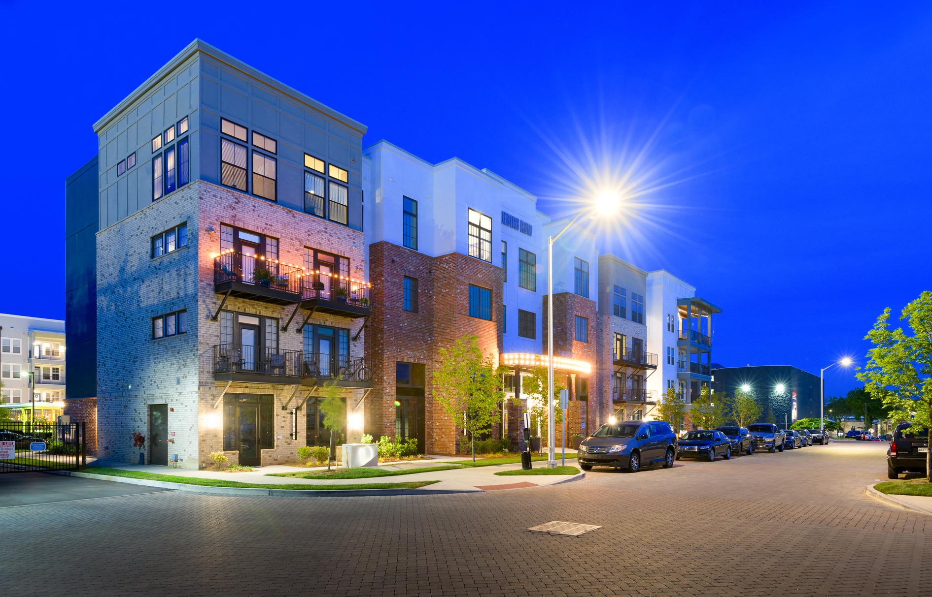 Bluebird Row Apartments