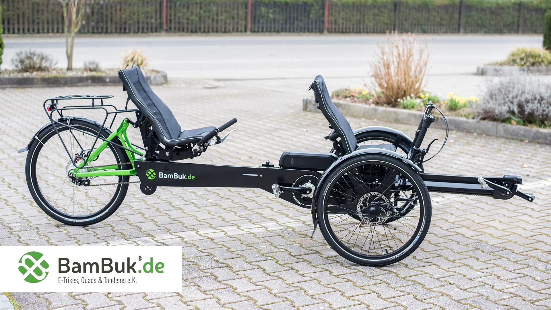BamBuk E-Trikes, Quads & Tandems e.K.