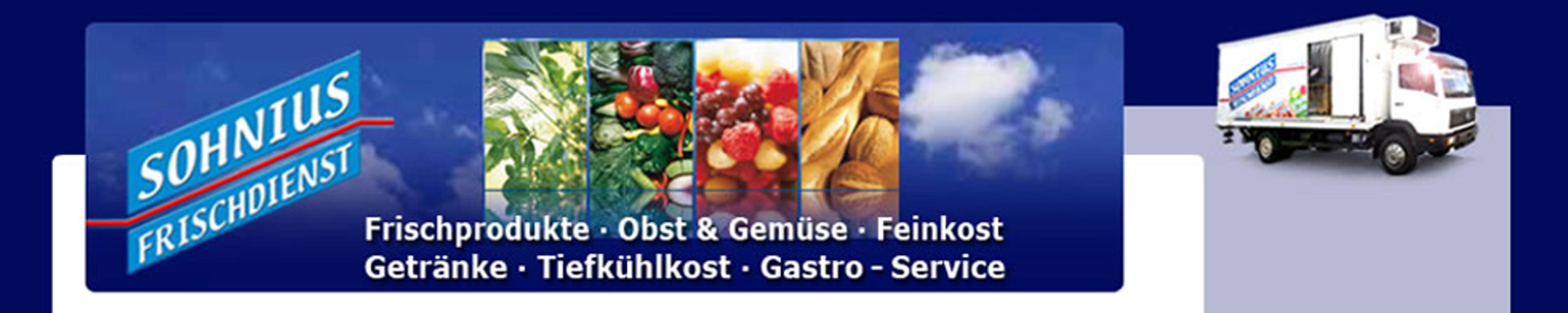 Bild zu Sohnius Frischdienst GmbH in Horhausen im Westerwald
