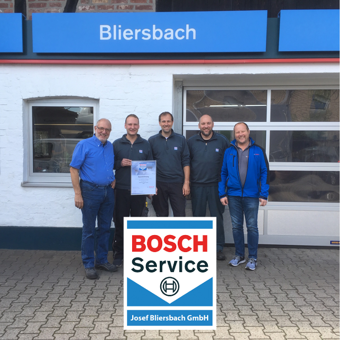 Bild zu Josef Bliersbach GmbH Bosch Car Service in Köln