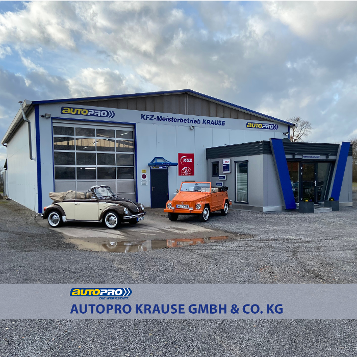 Bild zu AutoPro Krause GmbH & Co.KG in Bad Oeynhausen