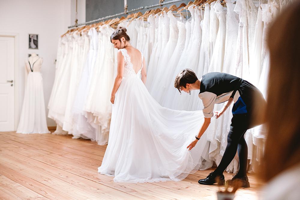 Kleider machen Bräute - Brautmode Nürnberg