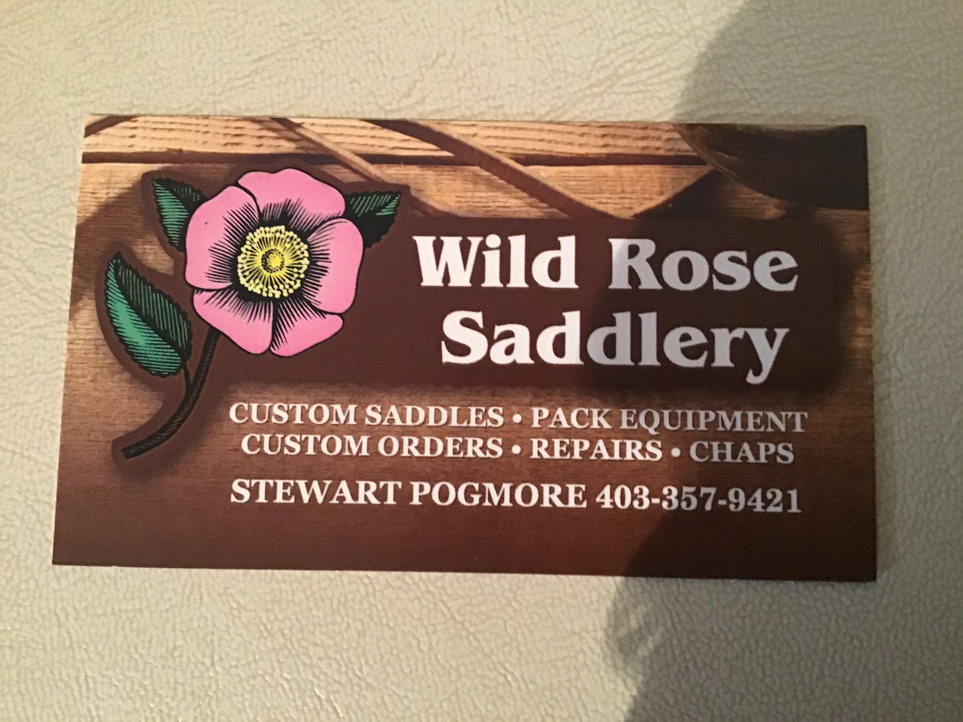 Wild Rose Saddlery