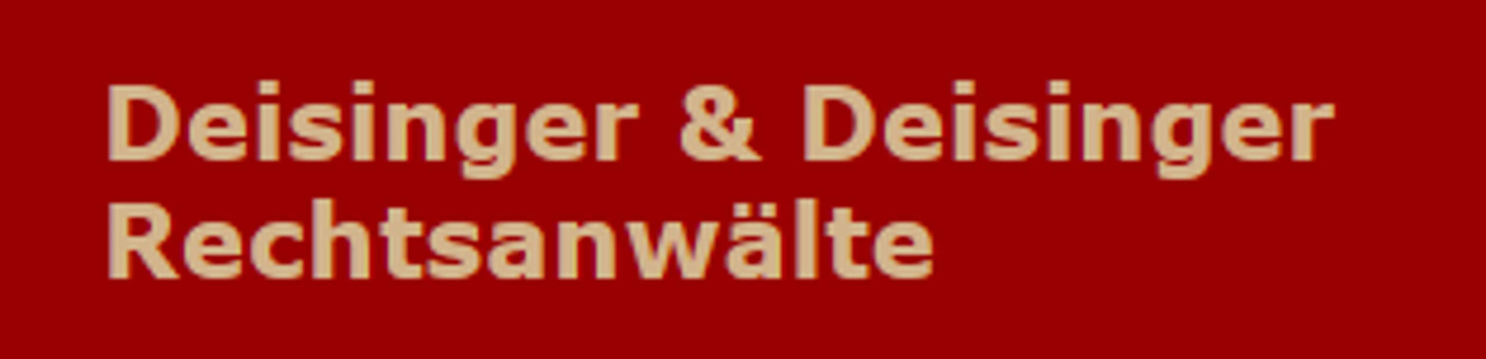 Bild zu Rechtsanwälte Deisinger & Deisinger in Lübeck