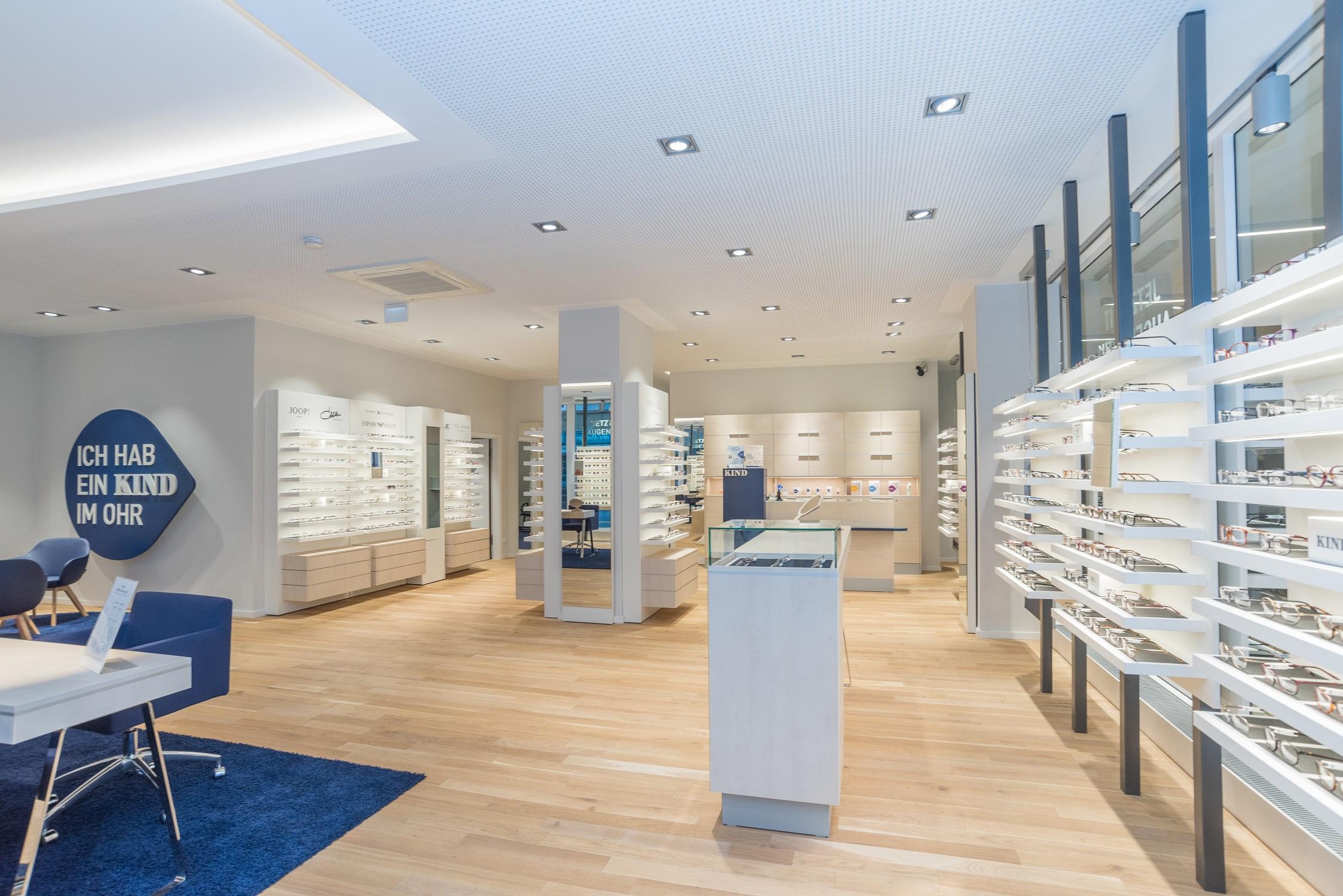 KIND Hörgeräte & Augenoptik Kaiserslautern