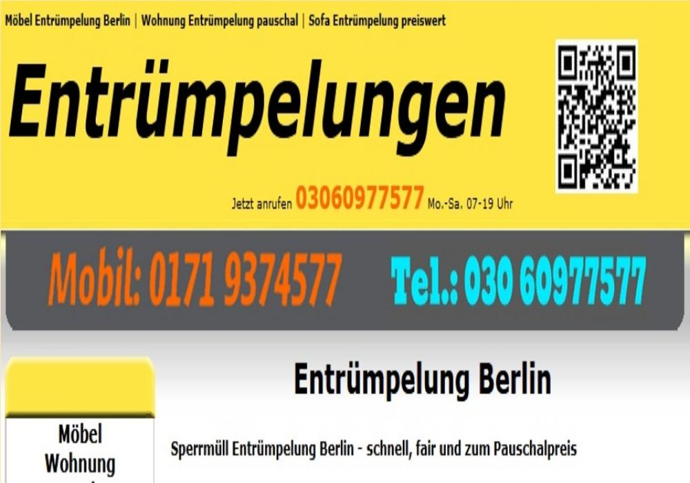 Bild zu Entrümpelung Berlin in Berlin
