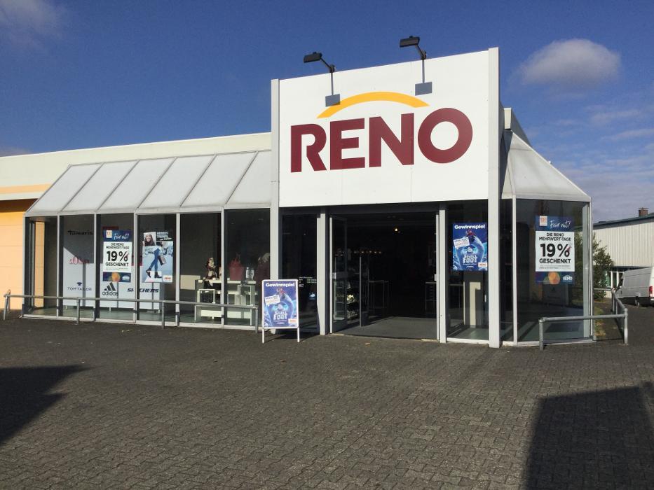 RENO Schuhe Schuhgeschäft 33100 Paderborn Detmolder Straße 45
