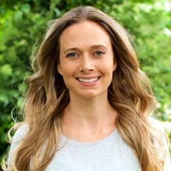 Amy Olivia Bell Yoga Teacher