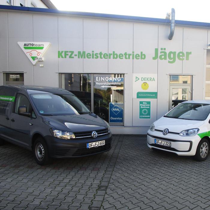 Bild zu Jäger KFZ-Service GmbH in Obertshausen