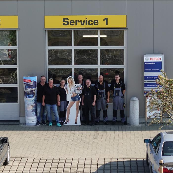 Bild zu T&S GmbH Autotechnik & Elektrik in Stahnsdorf