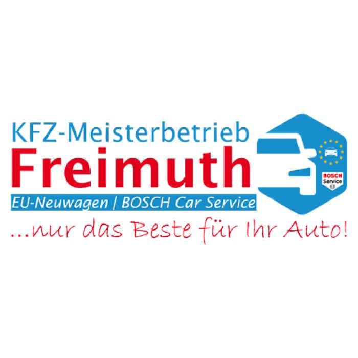 Bild zu KFZ-Meisterbetrieb Dirk Freimuth GmbH in Homberg an der Efze