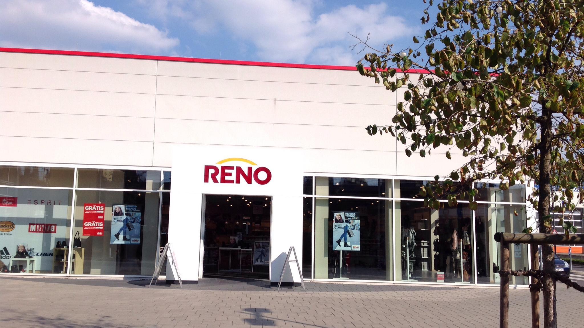 RENO, Concordiastraße in Oberhausen