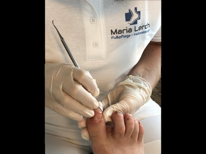 Maria Lerch Fußpflege - Heilmassage