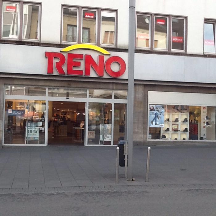 RENO, Hindenburgstraße in Mönchengladbach