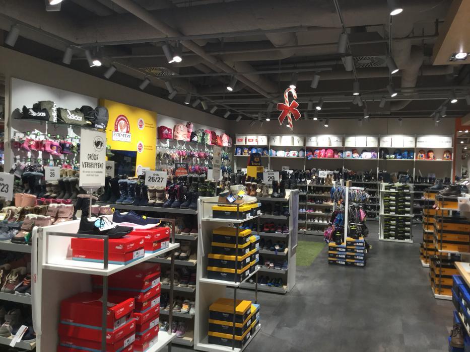 Alle Schuhcenter Filialen in Aßlar (Wetzlar) und Umgebung