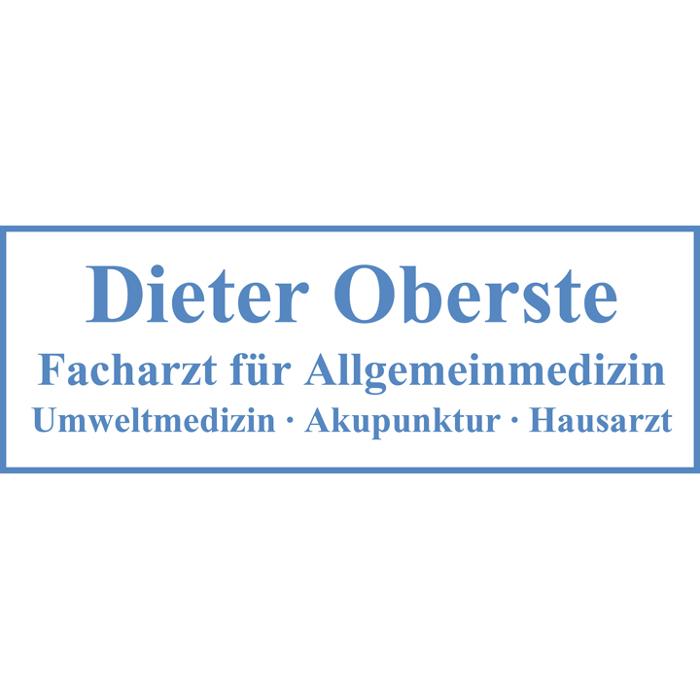 Bild zu Dieter Oberste - Facharzt für Allgemeinmedizin in Iserlohn