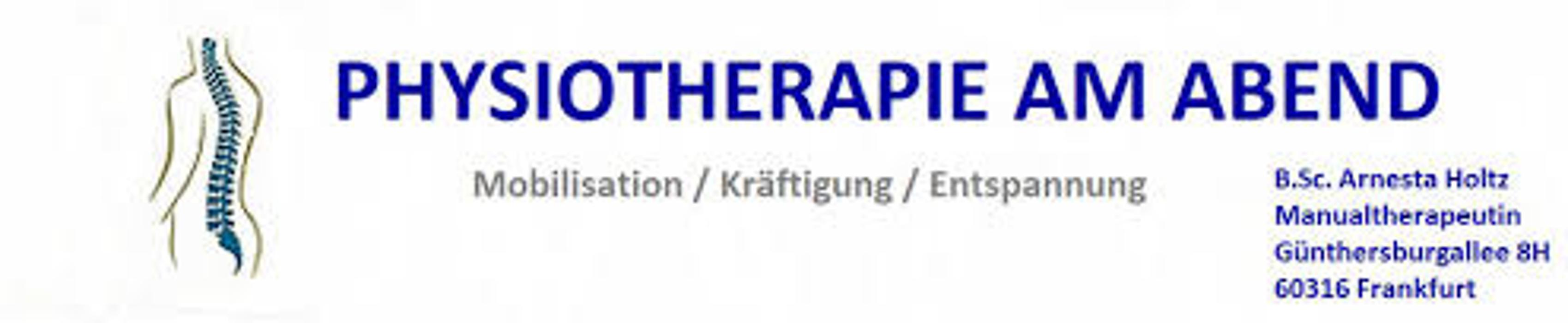 Bild zu Physiotherapie am Abend in Frankfurt am Main
