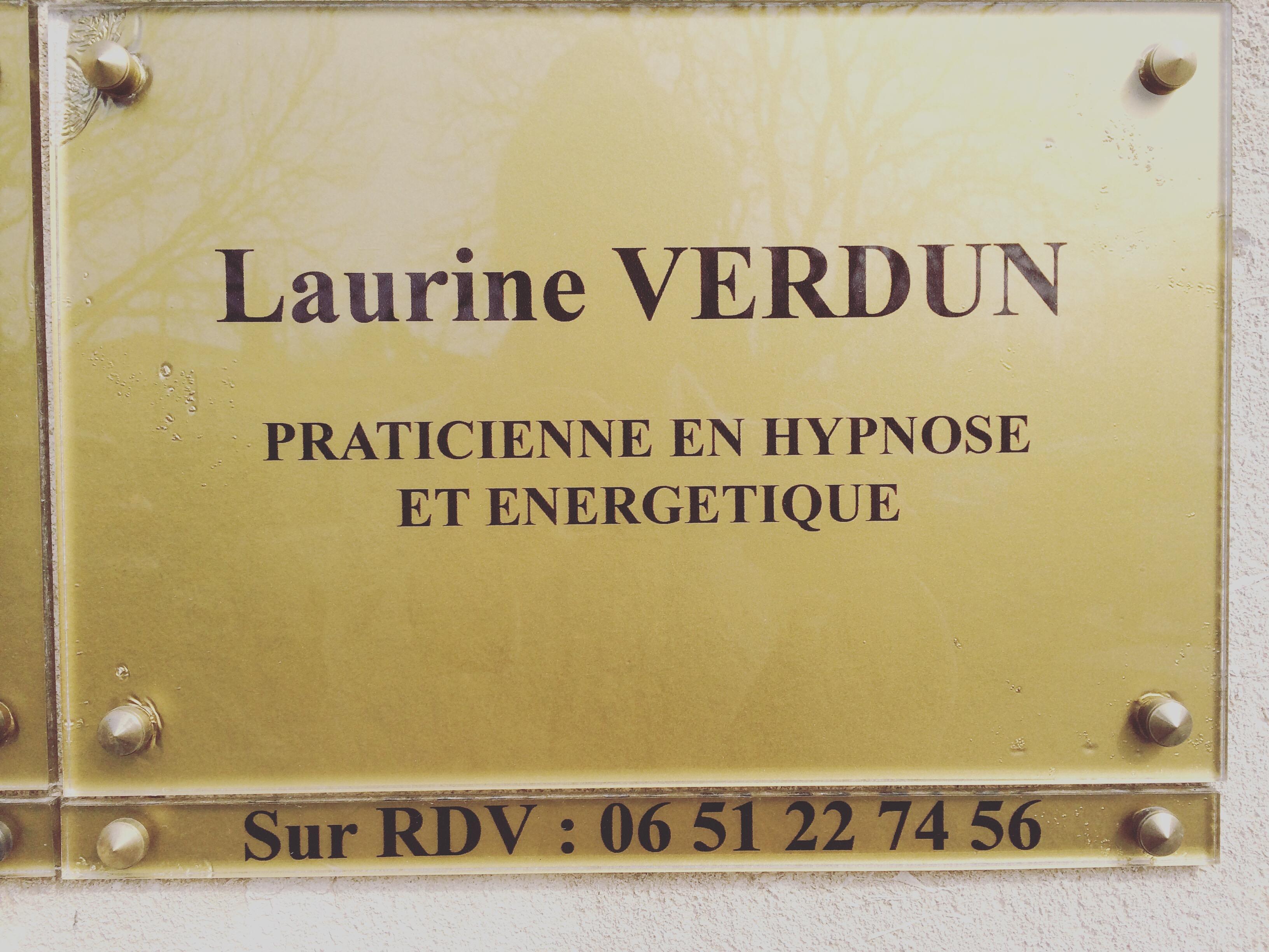 Laurine Verdun Hypnose et Soins énergétiques
