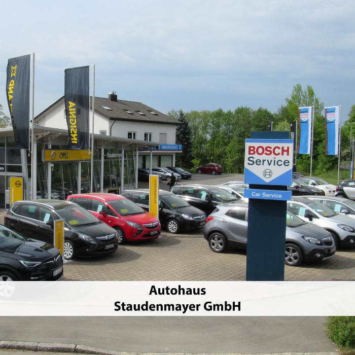 Bild zu Autohaus Staudenmayer GmbH in Rechberghausen