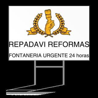 REPADAVI REFORMAS, Fontanería urgente 24H