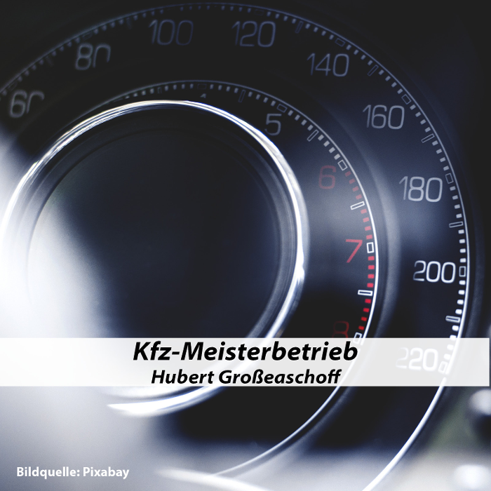 Bild zu Kfz-Meisterbetrieb Hubert Großeaschoff in Rheda Wiedenbrück