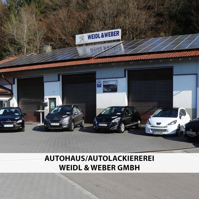 Bild zu Autohaus Weidl & Weber GmbH in Schöfweg