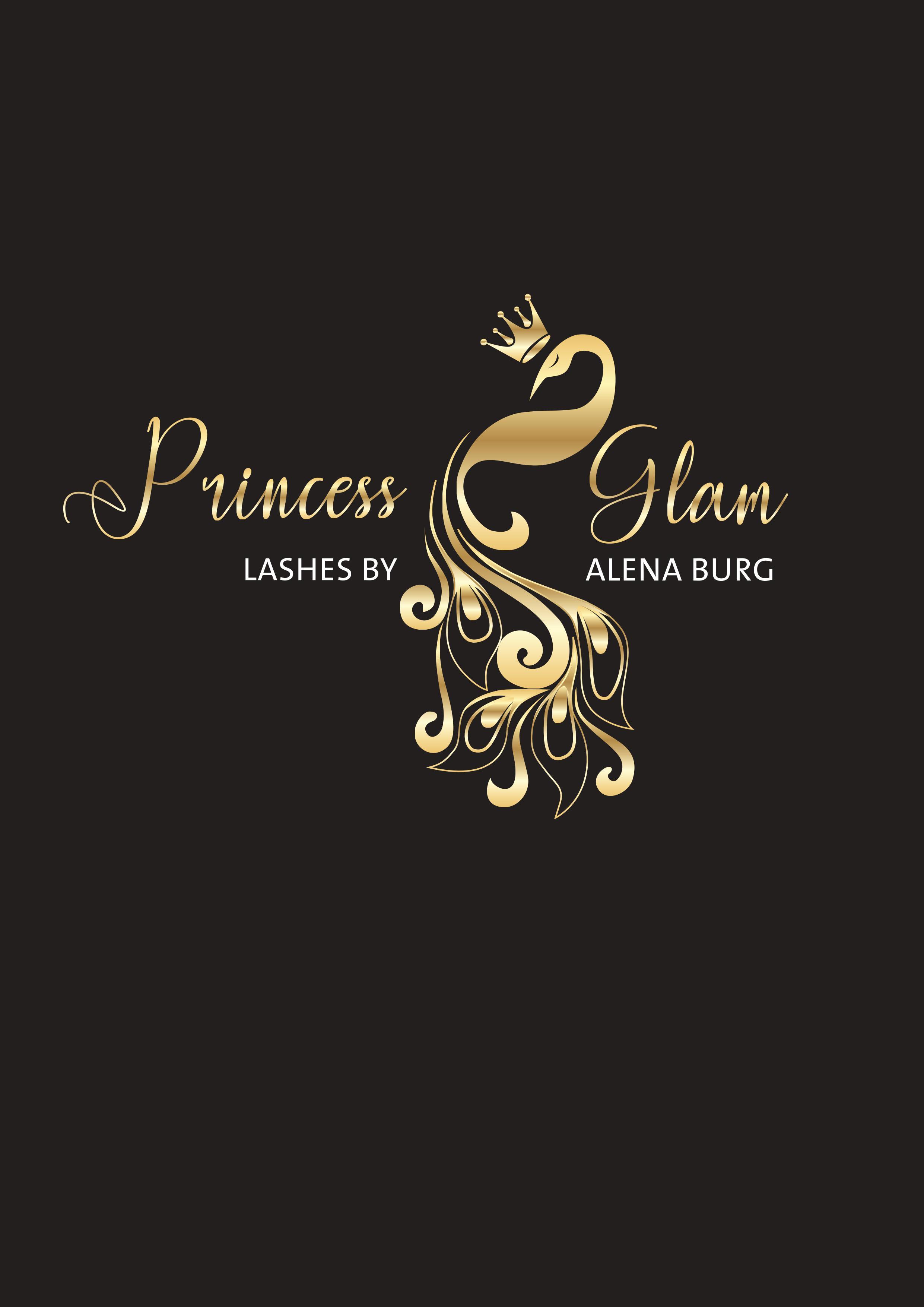 Princess Glam Lashes - Wimpernverlängerung