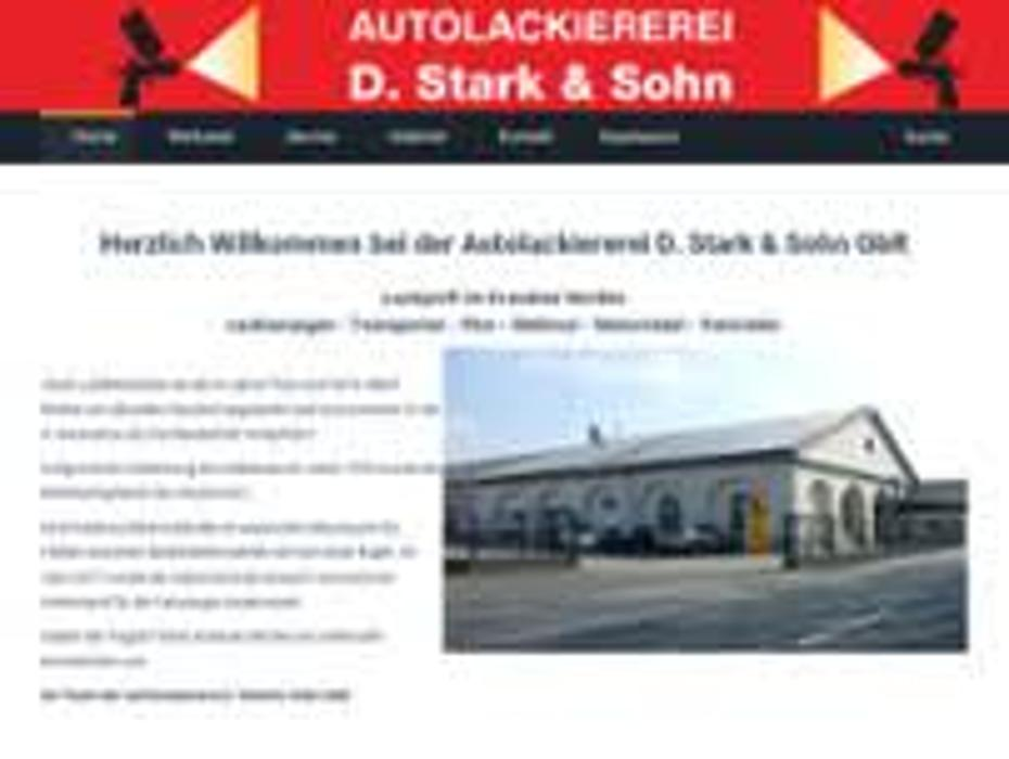 Bild zu Autolackiererei D. Stark & Sohn GbR in Dresden