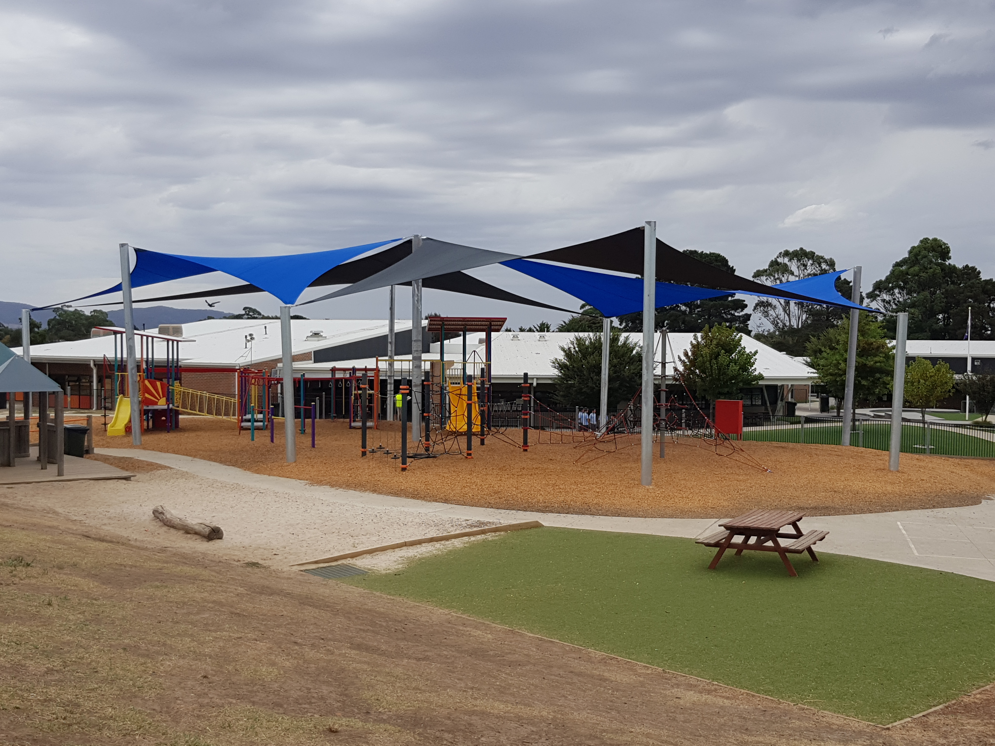 Biam Shade Sails & Playgrounds - Nathalia, VIC 3638 - 0417 304 387 | ShowMeLocal.com