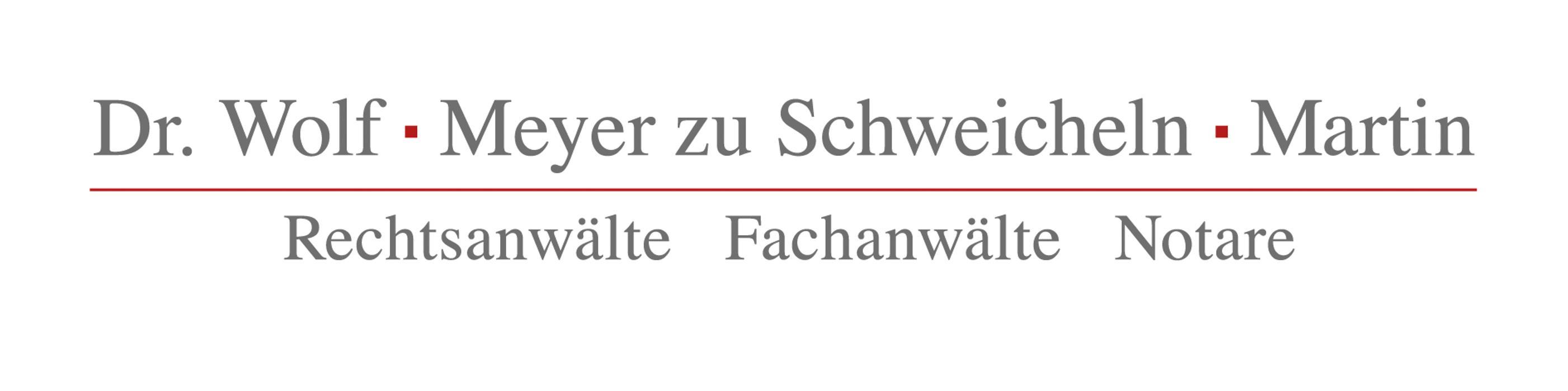 Bild zu Dr. Wolf, Meyer zu Schweicheln & Martin in Bad Oeynhausen