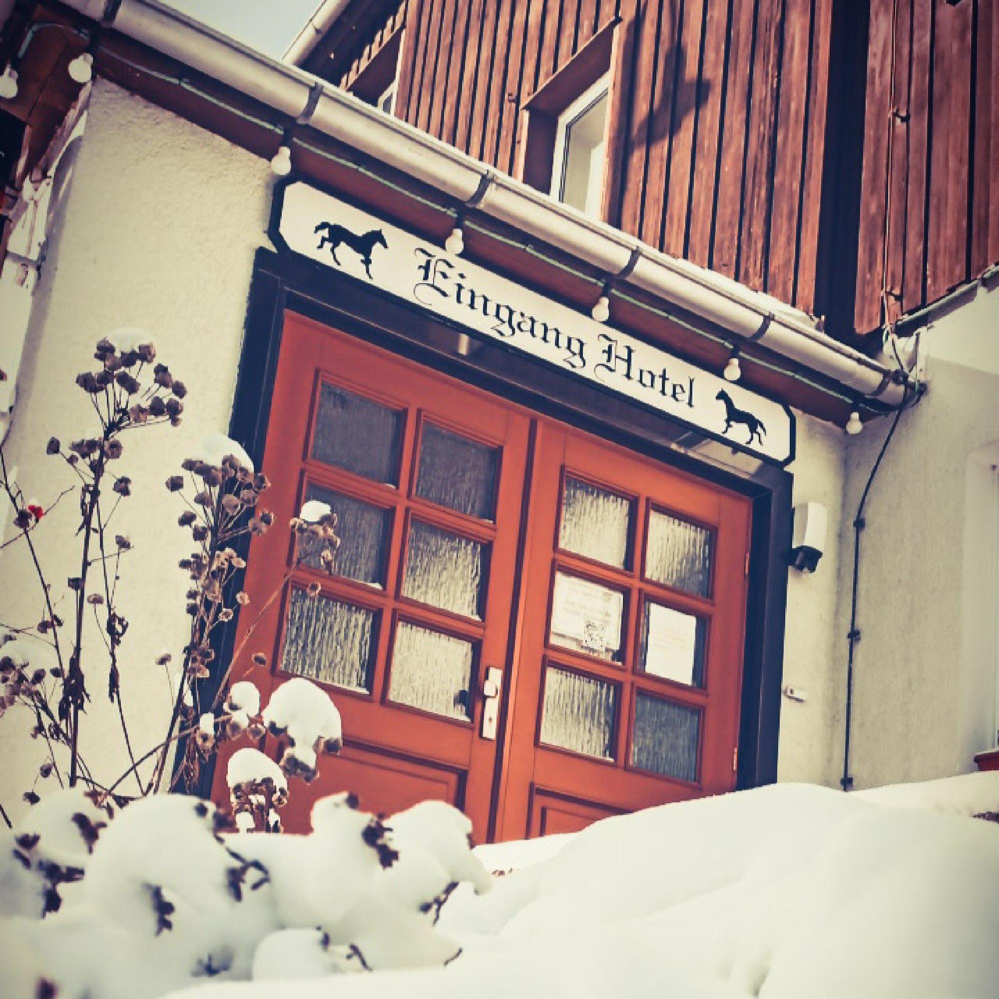 Hotel & Restaurant Schwarzes Ross