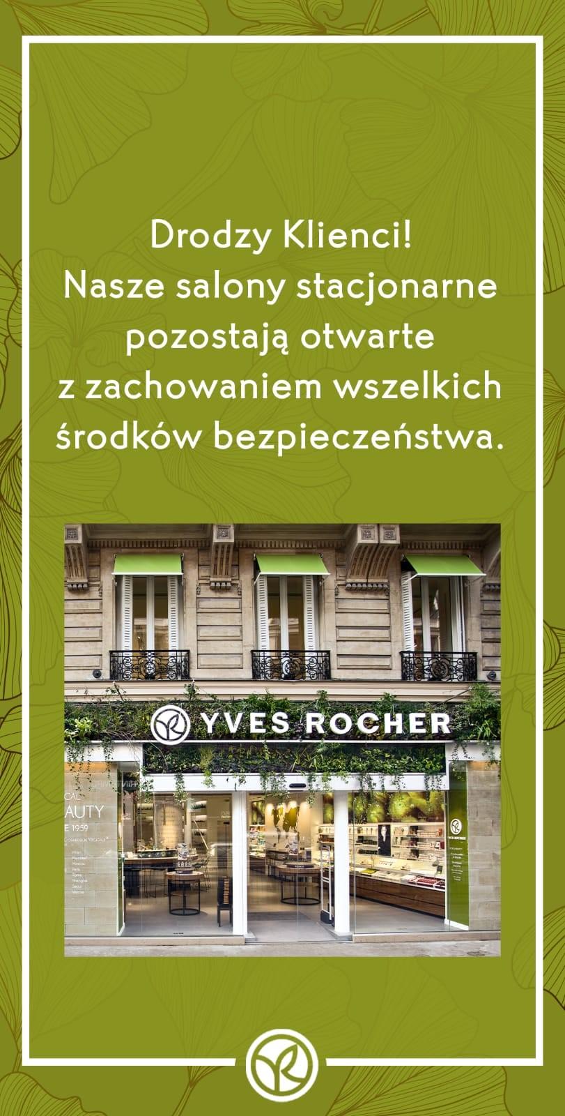 Yves Rocher Sosnowiec Plejada