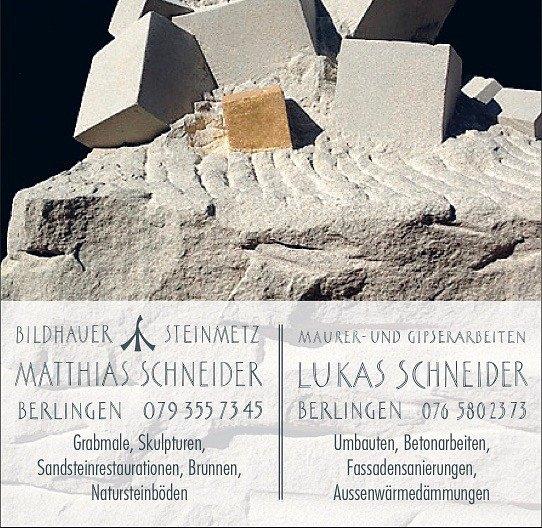 Matthias Schneider Bildhauer + Steinmetz GmbH