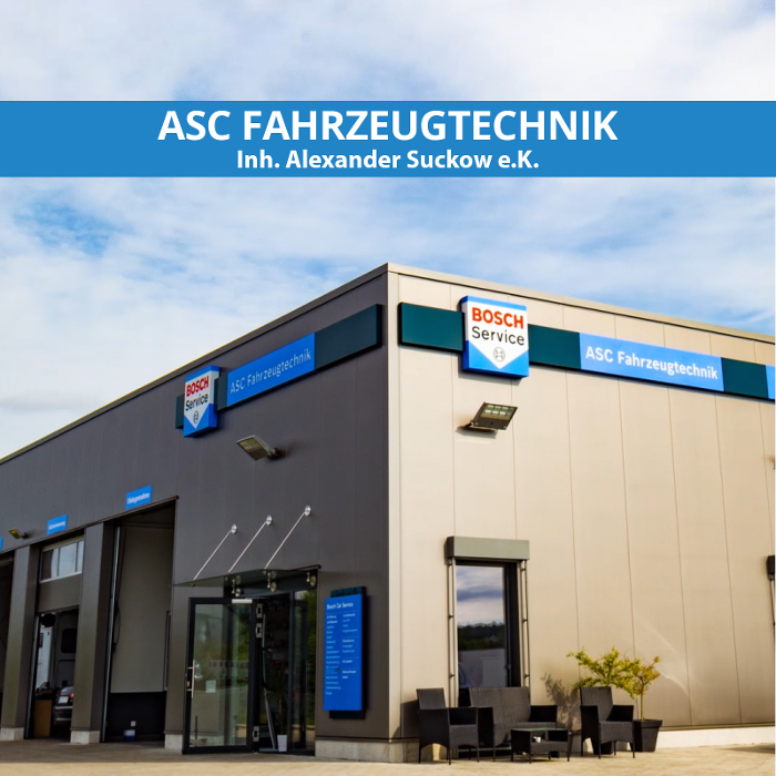Bild zu ASC Fahrzeugtechnik Bosch Service Inh. Alexander Suckow e.K. in Neu Anspach