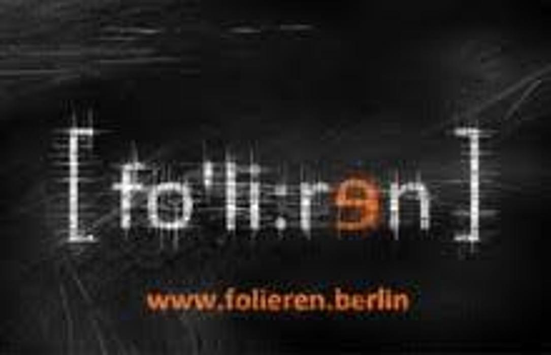 Bild zu Folieren.Berlin in Berlin