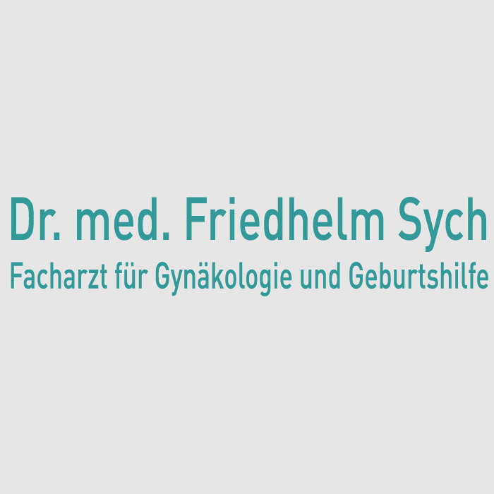 Dr. med. Friedhelm Sych